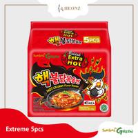 5 in 1 - Samyang Hot Chicken Ramen Extreme 2x Spicy