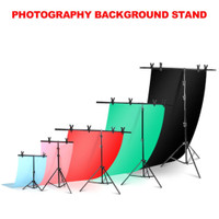 TaffSTUDIO Tripod Stand Backdrop Mini Portable Background Foto Produk