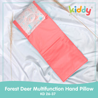 Kiddy Forest Deer Multifunction Pillow / Bantal serbaguna - 2637