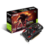 Asus Geforce GTX 1050 Ti Cerberus OC Edition 4GB DDR5 128BIT Dual Fan