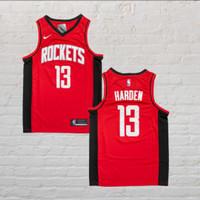 Baju Jersey Basket Swingman NBA James Harden Houston Rockets #13
