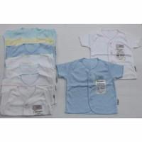 Fluffy Baby Baju Pendek Newbron (0-3Bulan)