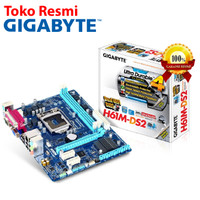 Gigabyte Motherboard mATX LGA1155 2 x 1.5V DDR3 - [GA-H61M-DS2]