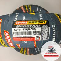 Aspira Premio Sportivo Front 120/70-13 tubeles PLUS Pentil-CUCI GUDANG