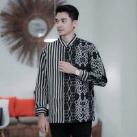 Kemeja Tenun Etnik - Chandra Shirt