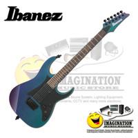 Ibanez Axion Label RG631ALF Electric Guitar - Blue Chameleon