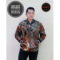 jaket batik Daniswara batik solo pria SM Batik Rp180.000
