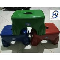 baru Bangku Jongkok Panjang M 826 Plastik / Houseware / Anak / Pendek