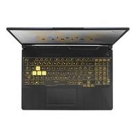 LAPTOP ASUS TUF FX506LH I765B8T i7-10870H 8GB 512SSD GTX1650 FREE OHS
