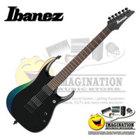 Ibanez Axion Label RGD61ALA Electric Guitar - Midnight Tropical Rainfo