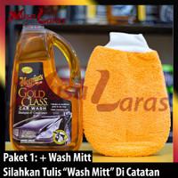 Paket Meguiars - Meguiar's Gold Class Car Wash Shampoo & Conditioner