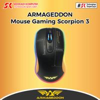 Armageddon Scorpion 3 - Gaming Mouse