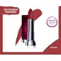 Maybelline Lipstick Powder Matte Color Sensational