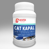 Cat Lunas Kapal - Marine Paint Antifouling Afatex Solvent Based - 1 kg