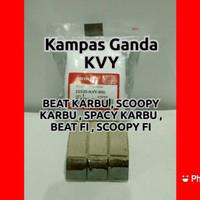 kampas ganda cvt beat KVY untuk motor beat lama beat fi mio sproty