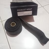 kain anti panas warp pelindung knalpot motor