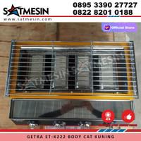 Mesin Panggang Sosis Bakar 4 Tungku / Gas Roaster getra (ETK-222)