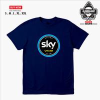 Kaos Baju Motogp SKY RACING TEAM VR46 Kaos Otomotif - Karimake - S