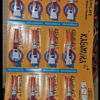 PROMO!!! Lem jepang kasimura harga per pack (1 pack isi 12 pcs)