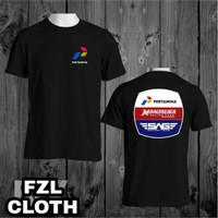 KAOS T-SHIRT MANDALIKA RACING TEAM PERTAMINA INDONESIA