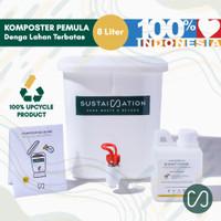 Ember Komposter Mini Sustaination 8 L