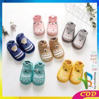 RB-P3 PART 1 Sepatu Anak Bayi - Baby Prewalker Shoes Socks Anti Slip
