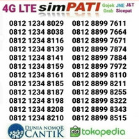 Nomor Cantik Simpati Kartu Perdana Telkomsel Simpati Cantik