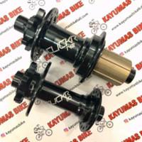 HUB FREEHUB NAUTILUS CLICK R BOOST TA 15 X 110mm & TA 12 X 148mm
