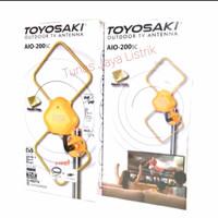 TOYOSAKI Outdoor Antenna AIO-200sc