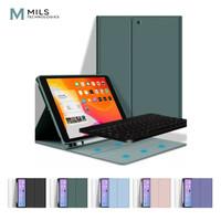 MILS Keyboard Case iPad 6 7 Mini 4 5 Air 3 4 10.2 10.9 Pro 11 12.9