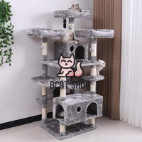 Bcat Rumah Kucing / Cat Condo / Kandang KUcing / Ayunan Kucing
