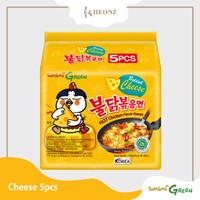 5 in 1 - Samyang Hot Chicken Ramen Cheese