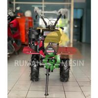 Cultivator Mini Tiller Alat Bajak Mini Proquip Rover 900
