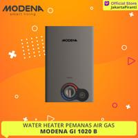 Water Heater Gas Modena GI 1020 B - Pemanas Air Gas LPG - PROMO