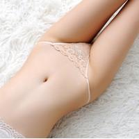 Celana Dalam CD Wanita Lingerie G String Sexy Tanpa Jahitan COD Import