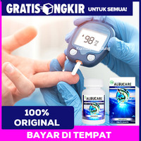 Obat Herbal Diabetes Gula Basah / Kering - Diabetes Melitus |Albucare