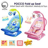 Infant Seat Baby Elle Kursi bayi BabyElle Fold Up Baby Bouncer Murah