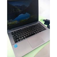 Siap Daring dan Kerja   Asus X441SA SSD 120Gb + HDD 500Gb