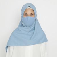 Tatuis Masker Kain 3 ply 011 Woman Hijab 5 pcs