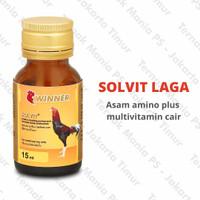Vitamin Ayam Adu/Kampung Solvit Laga 15 Ml JakTim