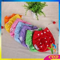 RB-P1 PART 2 POPOK Bayi Kain Kancing Cloth Diaper Clodi Bayi Dapat