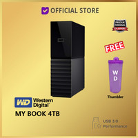WD My Book 4TB NEW - HDD / HD / Hardisk / Harddisk External 3.5