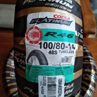 ban motor matik Corsa Platinum R46 ukuran 100/80-14 Soft Compound
