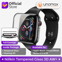 Tempered Glass Apple Watch 44mm/40mm Series 6/5/4/SE Nillkin 3D AW+