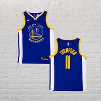 Baju Jersey Basket Swingman NBA Klay Thompson Golden State Warriors