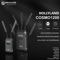 Wireless Transmission Hollyland Cosmo 1200 HDMI SDI Audio Video
