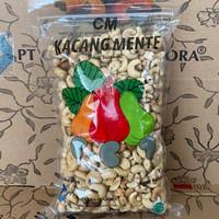 Kacang Mede Mentah Utuh DW Super 1 Kg - Sulawesi Cashew Mente / Mete
