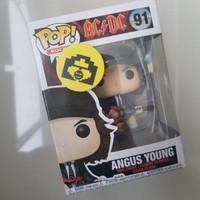 FUNKO POP! #91 ROCKS: AC/DC – ANGUS YOUNG VINYL FIGURE