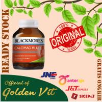 Blackmores calcimag Multi Calcium magnesium & vitamin D3 isi 60 tablet