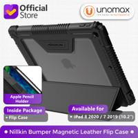Case iPad 8 (2020) / 7 (2019) 10.2 Nillkin Bumper Magnetic Flip